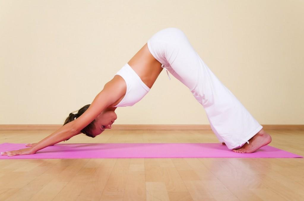 5 простых поз йоги на каждое утро