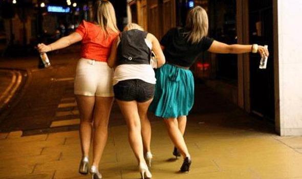 Drunk-Girls