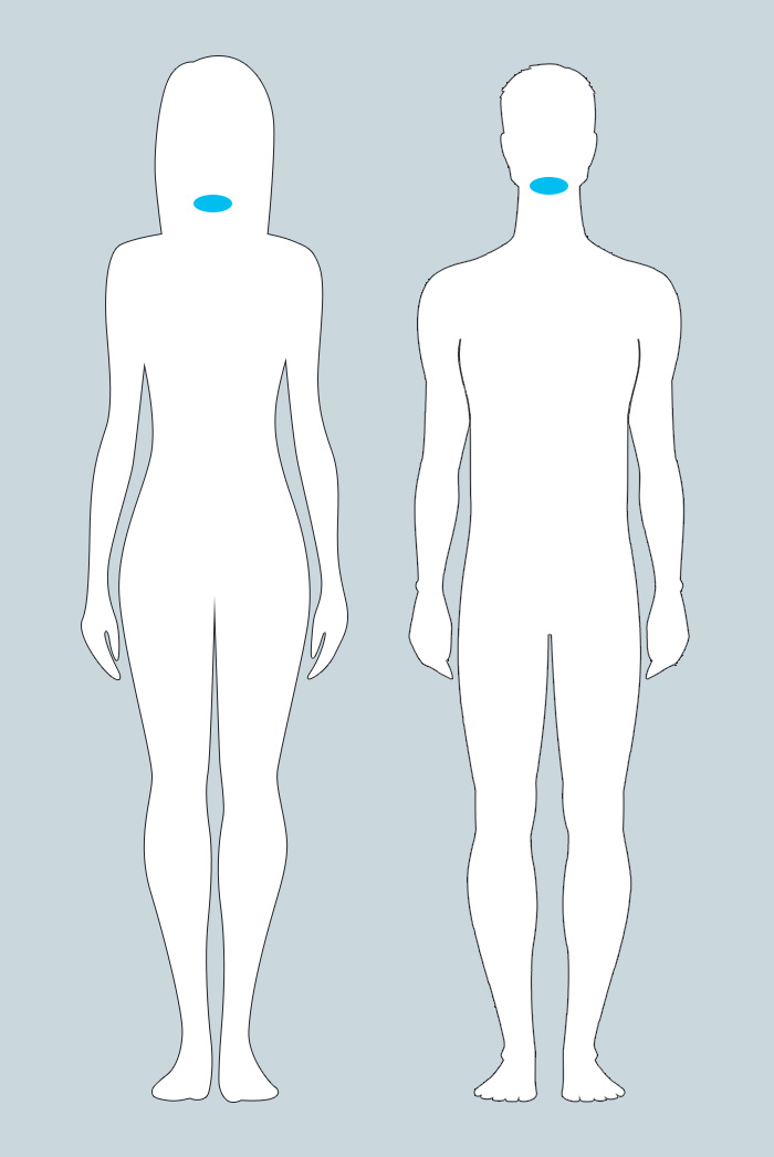 Изменения во рту у женщин и мужчин