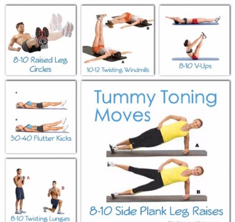 Awesome-Tummy-Toning-Moves
