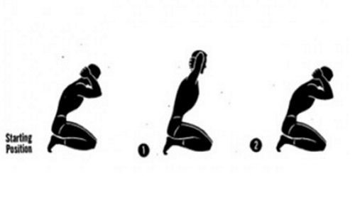 Exercise 4 For Proper Body Posture