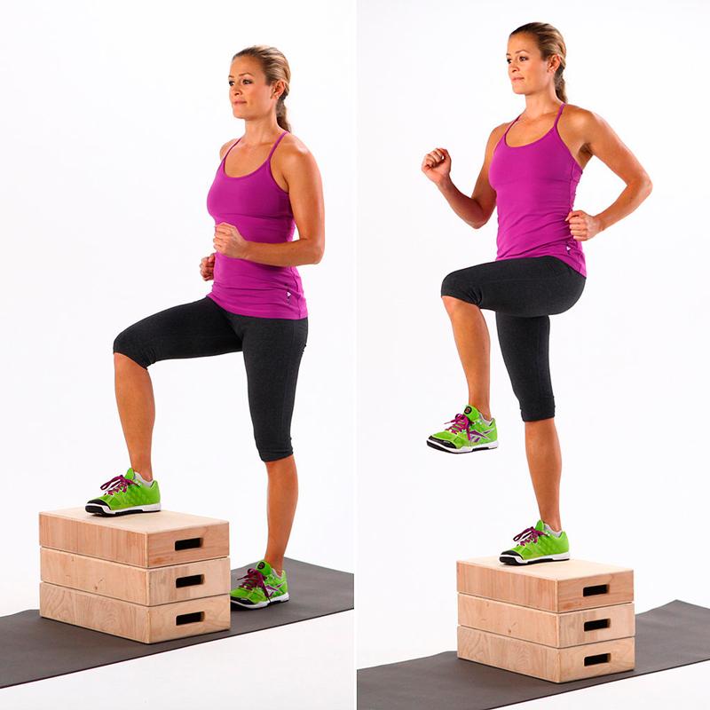 step-aerobika