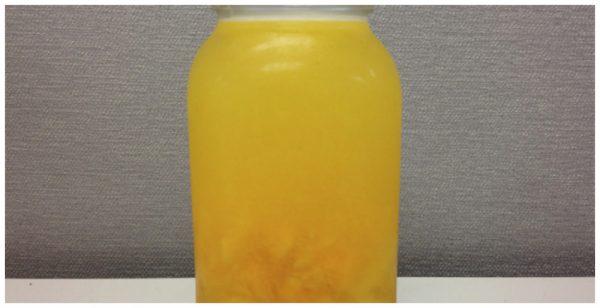 Если вы пьете лимонную воду утром, добавьте в нее ананас. Вот одна из