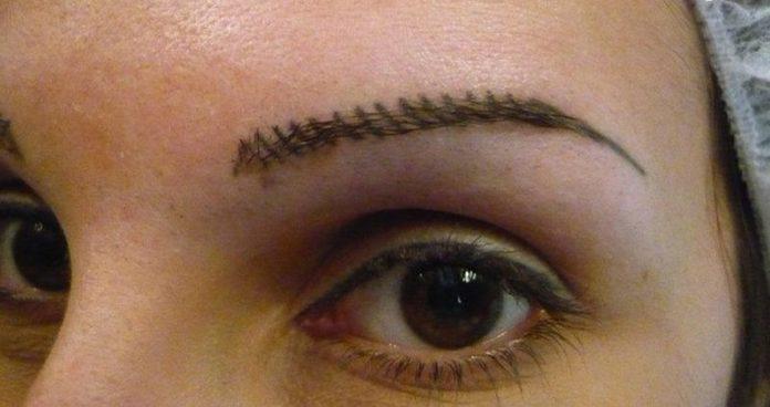 5 веских причин, почему не стоит делать татуаж бровей!