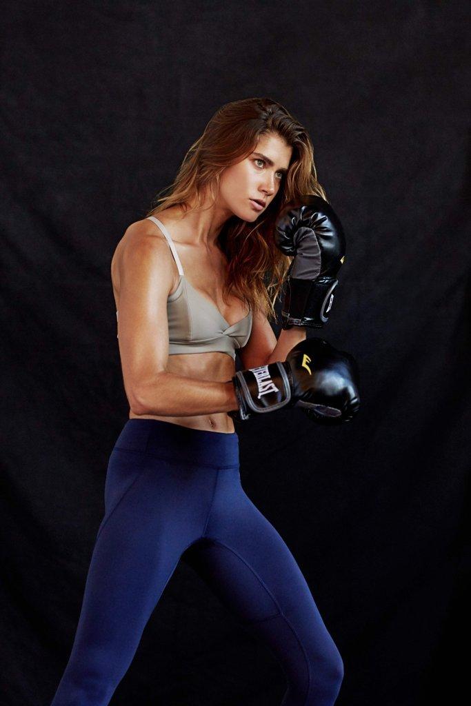 30-минутная, зажигательная тренировка для вас от боксерского клуба