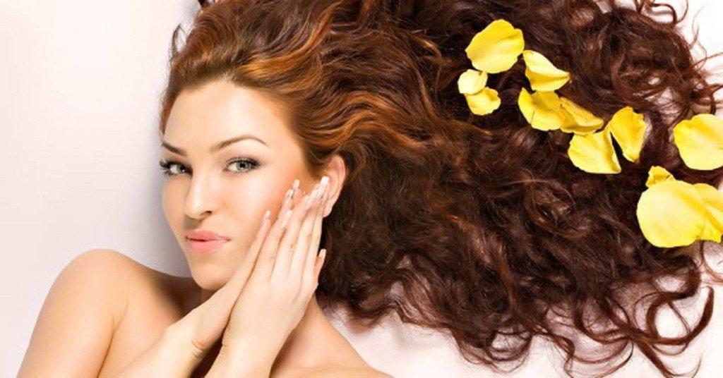Топ-18 продуктов для здоровых и густых волос!