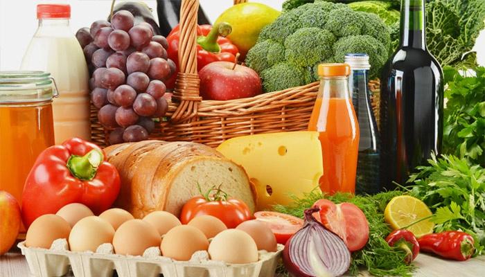 Таблица калорийности и пищевой ценности продуктов: белки, жиры, углево