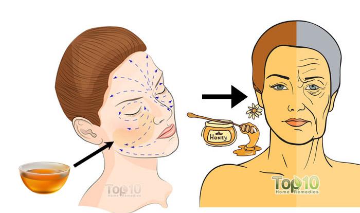 Преимущества использования меда для волос