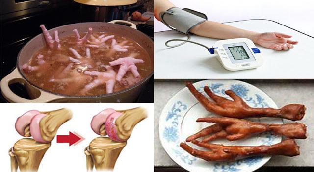 Преимущества употребления куриных ножек, о которых вы должны знать