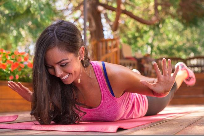 20 минут. 5 простых движений. 1 тренировка для облегчения боли в спине