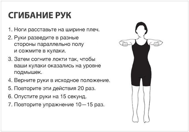 Самые эффективные упражнения для рук. ТОП 6