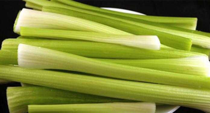 Если вы едите сельдерей каждый день на протяжении недели, это может произойти с вашим телом