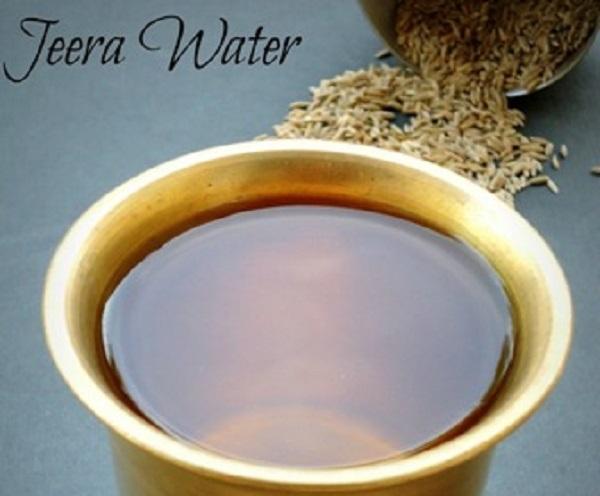 Вода с тмином для снижения веса