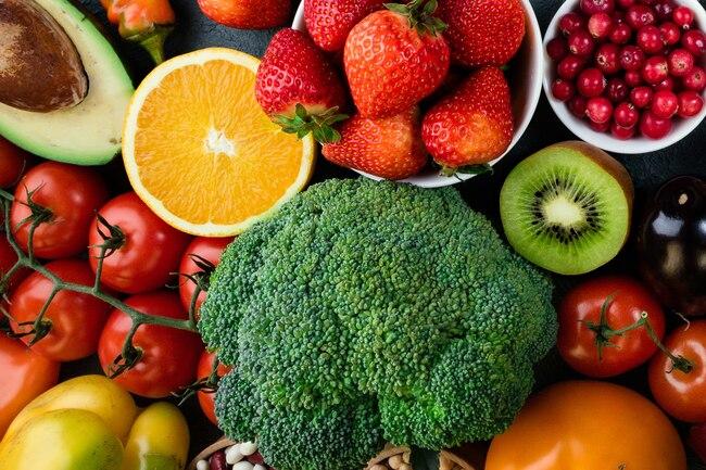 Недостаток фруктов и овощей в рационе