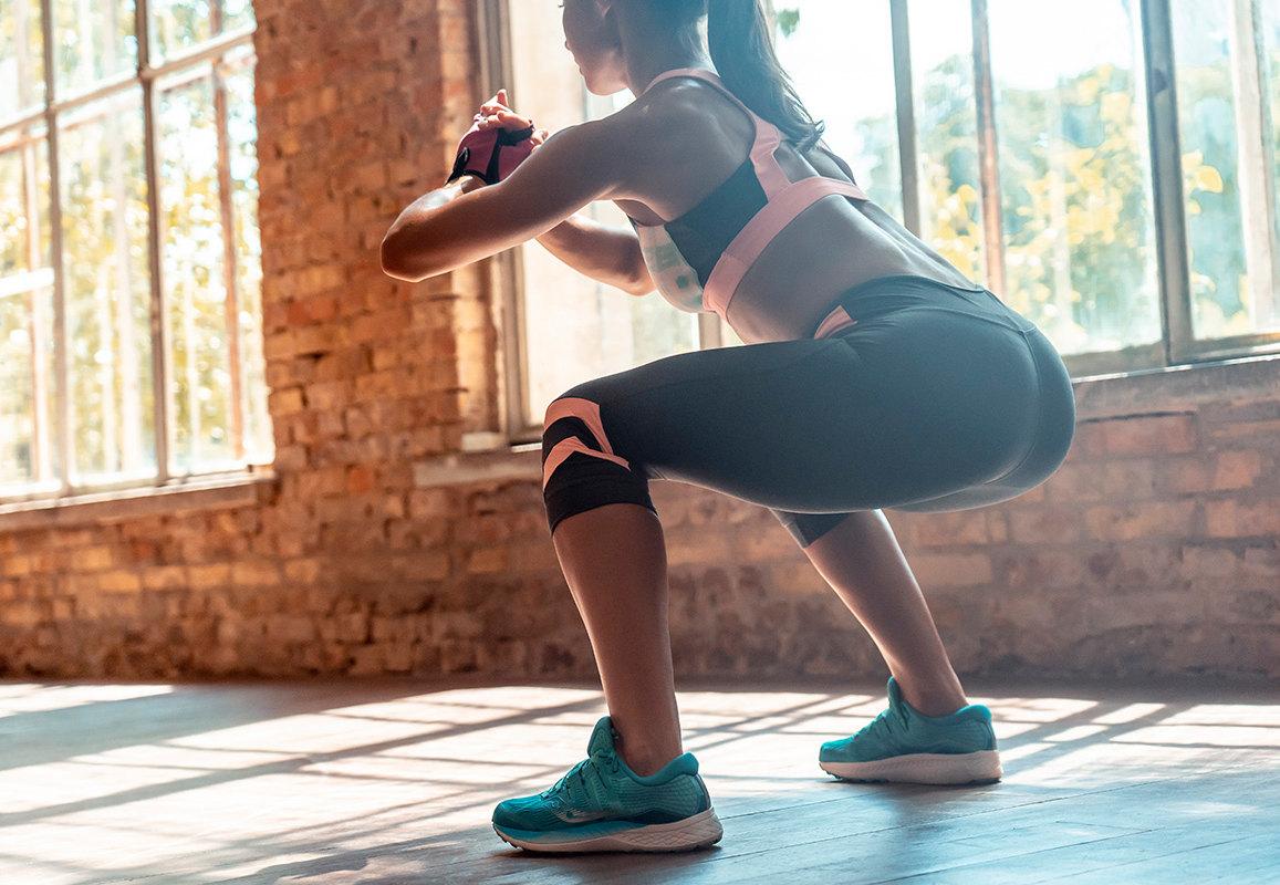 5 самых эффективных упражнений для упругих ягодиц и ног без целлюлита